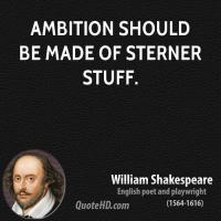 Sterner quote #1
