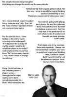 Steve quote #4