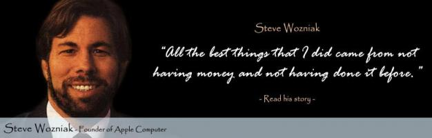 Steve Wozniak's quote