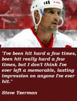 Steve Yzerman's quote