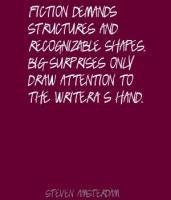 Steven Amsterdam's quote
