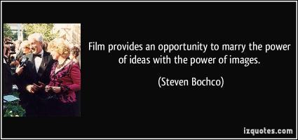Steven Bochco's quote