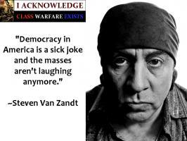 Steven Van Zandt's quote