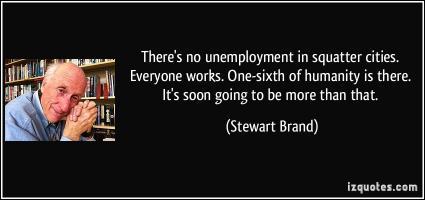 Stewart Brand's quote