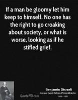 Stifled quote #1