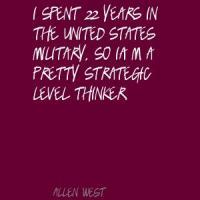 Strategic quote #1