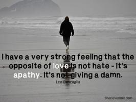 Strong Feelings quote