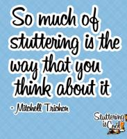 Stuttering quote #2