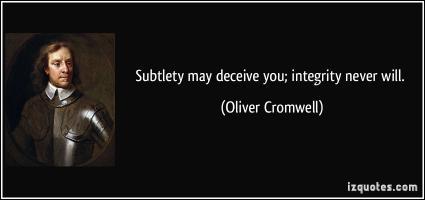 Subtlety quote #2
