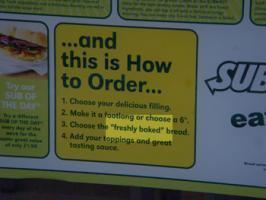 Subways quote #2