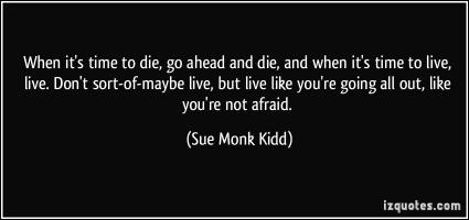 Sue Monk Kidd's quote