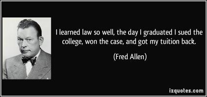 Sued quote #1