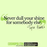 Supermodel quote #2