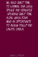 Susan L. Taylor's quote