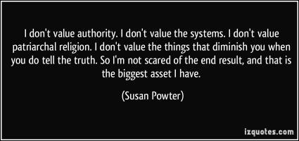 Susan Powter's quote