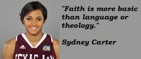 Sydney Carter's quote #3