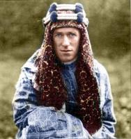T. E. Lawrence profile photo