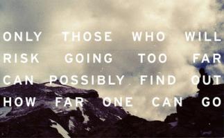 T. S. Eliot's quote