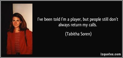 Tabitha Soren's quote