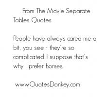 Tables quote #1