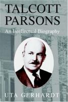 Talcott Parsons's quote