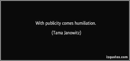 Tama Janowitz's quote