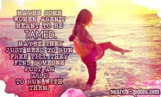 Tamed quote #1
