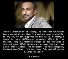 Tariq Ramadan's quote