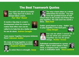 Teamwork quote #3
