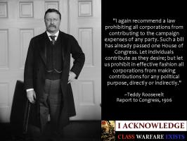 Teddy Roosevelt quote #2