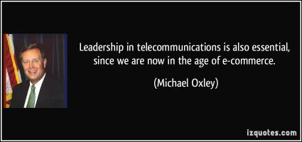 Telecommunications quote #2