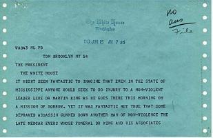 Telegrams quote #2