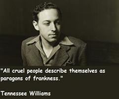 Tennessee Williams quote #2