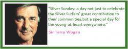 Terry Wogan's quote