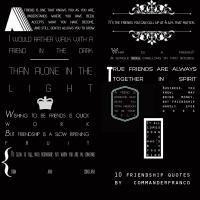 Textures quote #1