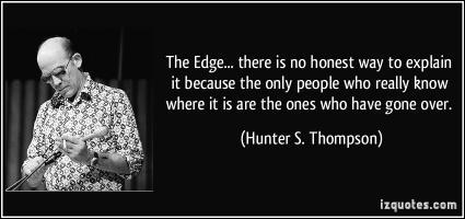 The Edge's quote