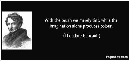 Theodore Gericault's quote #1