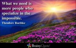 Theodore Roethke's quote