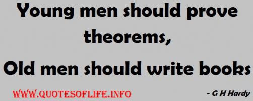 Theorems quote #2