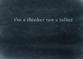 Thinker quote #3