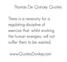 Thomas de Quincey's quote #5
