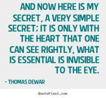 Thomas Dewar's quote