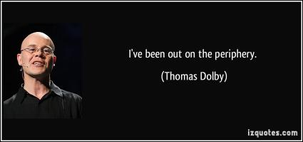 Thomas Dolby's quote