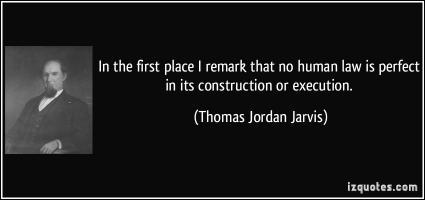 Thomas Jordan Jarvis's quote