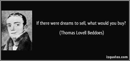 Thomas Lovell Beddoes's quote #2