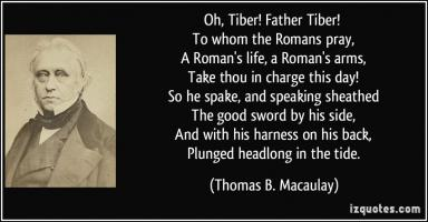Thomas Macaulay's quote #1