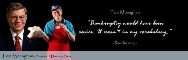 Thomas Monaghan's quote #1