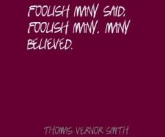 Thomas Vernor Smith's quote #1