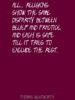 Thomas Wentworth's quote #1