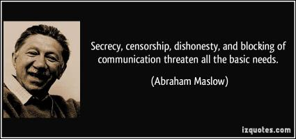 Threaten quote #2